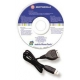Motorola USB Kabel UC600 met Phone Tools V3.0