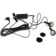HTC Headset Stereo HS-S170/ EMC220 Zwart