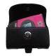HTC/Qtek Leder Beschermtasje voor 8500