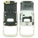Nokia 6111 Slide Assy Middelcover Zilver