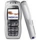 Nokia 3220 Cover Grijs/Zilver
