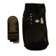 Sony Ericsson Leder Beschermtasje Zwart voor W810i
