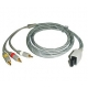 Adapt Gaming Experience Wii AV Kabel