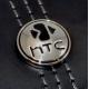 HTC Leder Beschermtasje PO C310 met HTC Logo