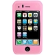 Adapt Silicon Case Pink voor Apple iPhone 3G/3GS
