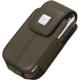 BlackBerry Leder Beschermtasje Swivel Holster Donker Bruin (HDW-18955-002)