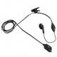 Headset Mono Zwart voor LG (net als HSS-H100)