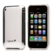 Cygnett Mercury Mirrored Slim Case Zilver voor iPhone 3G/ 3GS