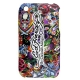 Ed Hardy Faceplate Ed Hardy Logo voor iPhone 3G/ 3GS