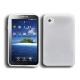 Silicon Case Wit voor Samsung P1000 Galaxy Tab