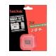 SanDisk Geheugen Stick Micro (M2) 2GB zonder Adapter