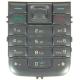 Nokia 6233 Keypad Zilver