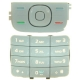 Nokia 5200 Keypad Set Wit