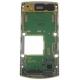 Nokia N80 UI Venster Zilver incl. UI Board