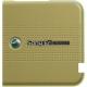 Sony Ericsson S500i Antenne Cover Sorbet Geel