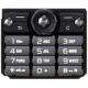 Sony Ericsson G700 Keypad Mineraal Grijs