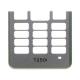 Sony Ericsson T250i Keypad Cover Zilver