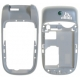 Sony Ericsson Z310i Lower Cover Set Wit (2-delig)