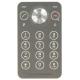 Sony Ericsson R306 Keypad Latin Zwart