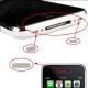 Apple iPhone 3G/ 3GS Anti Stof Cover (3 Delig)
