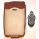Bellagio Leder Beschermtasje Flip Style voor Dell Axim X5 Brandy Cream met Riemclip