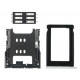 Apple iPhone 3GS SIM Kaart Set Wit (3-delig)