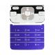Sony Ericsson C903 Keypad Set Latin Violet/Wit