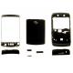 BlackBerry 9520 Storm2/ 9550 Storm2 Cover Set Zwart