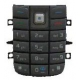 Nokia 6020 Keypad Latin Grafiet