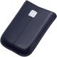 BlackBerry Leder Beschermtasje Indigo Blauw (HDW-18972-003)