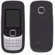 Silicon Case Zwart voor Nokia 2330 Classic