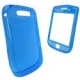 TPU Case Snap-on Blauw voor BlackBerry 9800 Torch