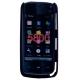 Hard Case Rubberized Zwart voor Nokia 5800 XpressMusic