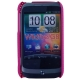 Hard Case Perforated Mesh Hot Pink voor HTC Wildfire/Google G8