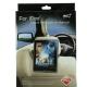 Auto Hoofdsteun Houder Zwart voor Apple iPad