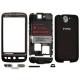 HTC Desire/ Google G7 Cover Set Zwart