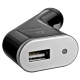 Kensington USB Autolader (K33410) en USB Kabel voor Apple iPhone/ iPod