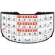 LG C300 InTouch Text Keypad Numeriek QWERTY