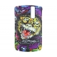 Ed Hardy Faceplate Tiger voor BlackBerry 83xx Curve