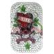 Ed Hardy Universal Crystal Decal Sticker Love Kills Slowly (LKS)