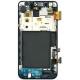 Samsung GT-i9100 Galaxy S II Frontcover en Display Unit Zwart