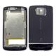 HTC Touch HD Cover Set Zwart
