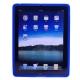 Silicon Case Cirkels Design Blauw voor Apple iPad2/ iPad3