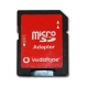 Vodafone MicroSD Geheugenkaart Adapter