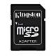 Kingston MicroSD Geheugenkaart Adapter