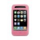Griffin Silicon Case FlexGrip Pink voor iPhone 3G/ 3GS