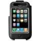 Belkin Formed Leder Beschermtasje Zwart voor Apple iPhone 3G/ 3GS