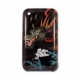 Ruthless & Toothless TPU Silicon Case RinJin voor iPhone 3G/ 3GS