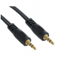 Stereo Kabel Zwart (3.5mm naar 3.5mm)