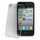 Backcover Transparant voor iPhone 4S